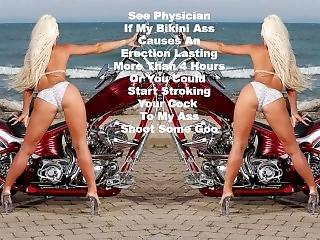 Melissa Hardbody Needs You To Jerk To Her Bikini Ass