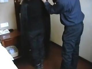 Thick Long Hair Wash And Cut
