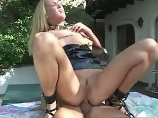 Angel Long Gets Ass Fucked