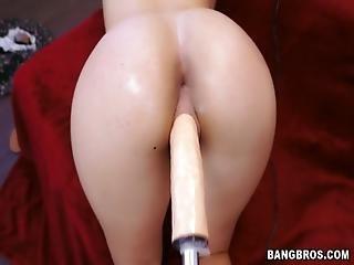 Fucking Machine Perfect Ass