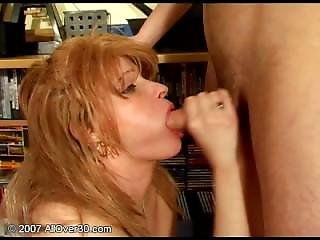 Sexy Blonde From Adultlovedating.com Fucked On The Floor