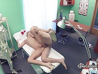 Weird Doctor Fucking Dreamy Nurse
