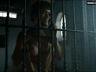 Rosabell Laurenti Sellers - Flashing Her Perky Boobs - Game Of Thrones S05e