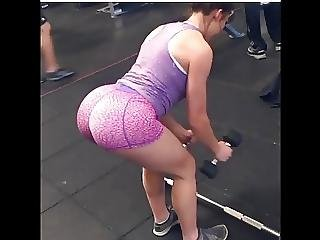 Gym Booty Yoga Pants Shorts