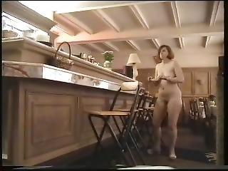 Wife In Restaurant