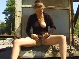 Street And Panty Pisser 4
