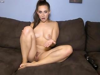 Cassidy Klein Full Training Session