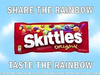Skittles Banned Advert