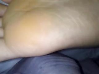 Sleeping Sex Bitch Sexy Feet (pt2)