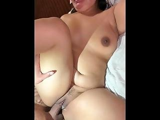 The Swingers Wife Takes Her First 11 Inch Penis.