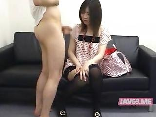 Beautiful Seductive Korean Babe Fucking