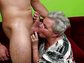 are latina granny double penetrated your place would