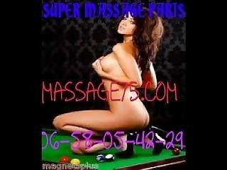 Amazing Mobile Masseuse In Paris