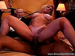 Big Tits Blonde Milf Gets Fucked Hard By Total Stranger Here From The Outstanding And Significant Screw My Wife Club