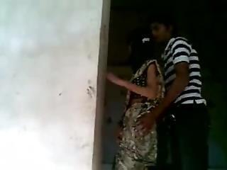 Young Brahmin Guy Fucks Shoodra Devadasi