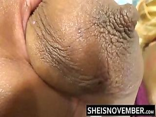 White Man Cheating On Wife With Young Ebony Msnovember Rub Big Tits Ass And Pussy