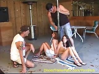 Rednecks Girls In Trouble..really!