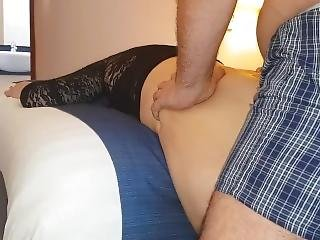 Step Mom Fuck Step Son Morning Into Hotel Room
