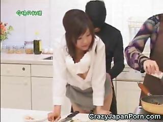 WTF Food TV Show Crazy Porn!