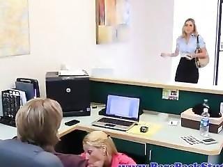 娘, オフィス, リアリティー, ティーン, 働く場所