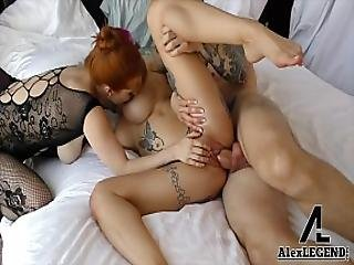 Hottest Threesome With Busty Beauties Anna Bell Peaks And Penny Pax