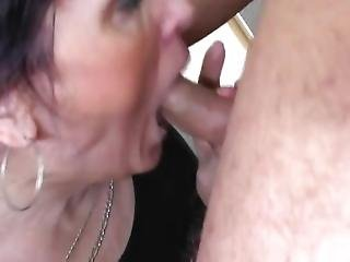 Mature Chubby Anal