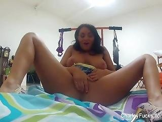 Charley Chase Masturbates On A Moving Dolly