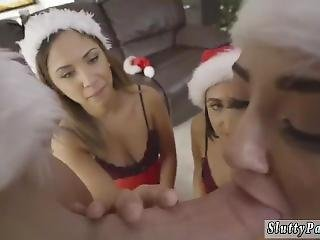 Teen Ass Fuck Creampie First Time Christmas Party