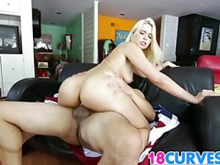 Anikka Albrite Has The Perfect Ass