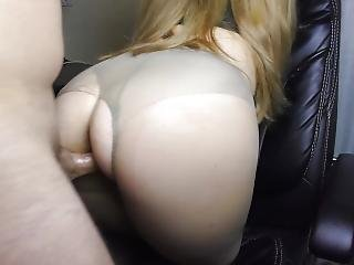 MILF strump byxor sex video