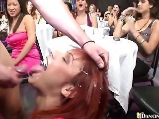 Party Cumshot Compilation Part 1