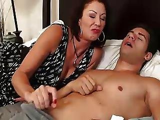 His Friends Insane Mother