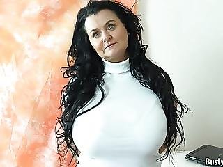 Busty, Casting, Milf, Young