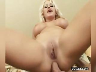Multiple Creampies In Stretched Fuck Holes For Kinky Slut