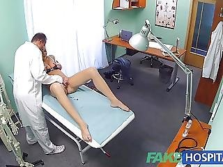 Amateur, Babe, Czech, Doctor, Fucking, Horny, Hospital, Medical, Spit, Student