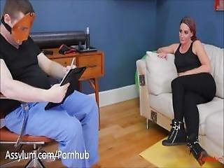Savannah Fox Anal Yoga Slut Slave
