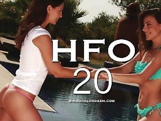 Hands Free Orgasm 20 (lesbian Edition) + Female Moaning & Binaural Beats