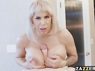 Milf Mom Satisfied Alex With Her Dripping Wet Pussy