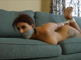 Wrap Gagged