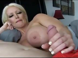 Perverted Mom Seduces And Fucks Her Young Lover
