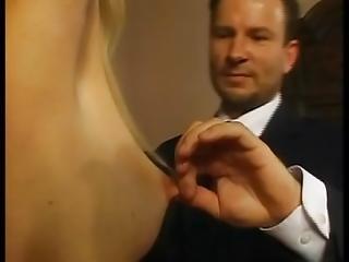 Fucking Blonde Slave For My Pleasure