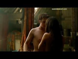 Alicia Vikander Nude Sex Scene In Tulip Fever Scandalplanetcom