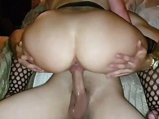 At Family Party Hotwife Lets Teenager Nephew & Neighbor Creampie In Bedroom