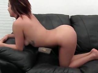 Backroom Casting Couch - Sammie