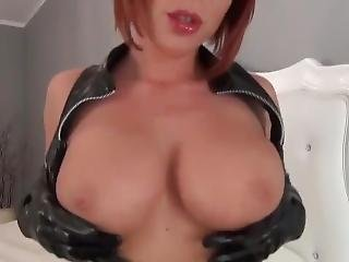 Jolyne Leather Bitch