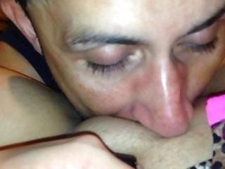 Daddy Licks Clit