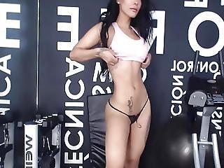 Hot Latina Workout Part 8