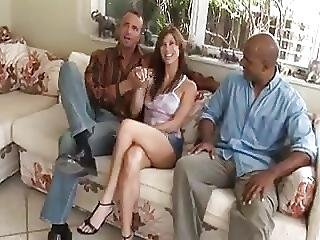 Wife Gets Bbc Husband Watches