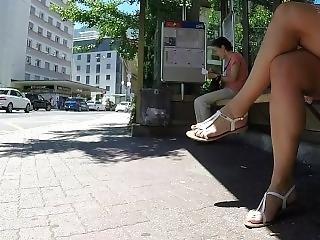 ερασιτεχνικό, κώλος, μεγάλος κώλος, μελαχροινή, φετίχ, πόδια, ώριμη, Milf, δημόσια, σέξυ, πατούσες, ηδονοβλεψίας