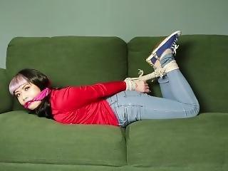 Raina In Jeans